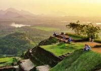Sri Lanka Reise Sigiriya Rock Wanderung