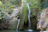 kreta-wanderreise-wasserfall