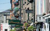 Dublin Wanderstudienreise Pubs Bier