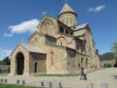 Georgien-Radreise-Swetizchoweli Kathedrale