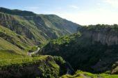 Armenien-Wanderreise-Azatschlucht