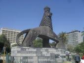 äthiopien-wanderreise-statue-löwenvonjuda