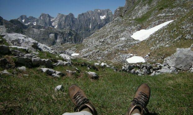 Randonnée albanaise - Randonnée dans les Alpes du nord de l'Albanie