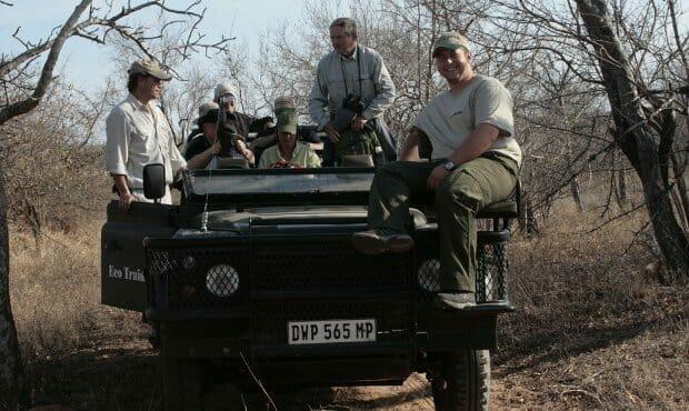 Ranger Kurs - EcoTraining in Botswana 28 Tage