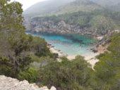 Balearen-Wanderreise-Ibiza-Formentera-Bucht-Cala Mestella