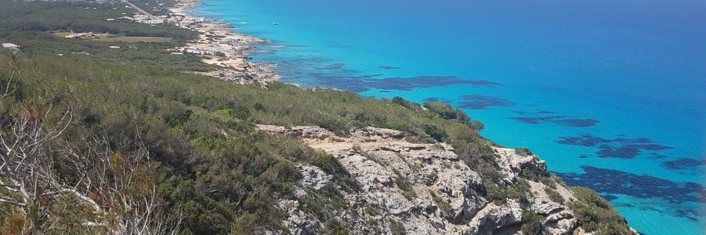 Balearen-Wanderreise-Ibiza-Formentera-Ausblick-La Mola
