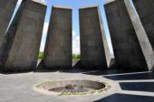Armenien-Wanderreise-Genozid-Mahnmal-Ewiges-Feuer-Eriwan