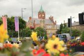 Irlandreise Stadtrundgang wandern