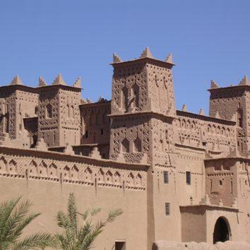 Marokko-Wanderreise-Kasbah Amerhidil