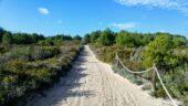 Spanien-Wanderreise-Strand