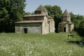 Alt-Schuamta-Kachetien-Kloster-Georgien-Studienreise