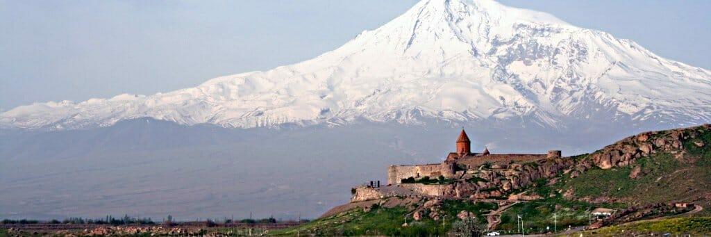 Armenien Wanderreise zum Berg Ararat