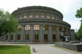 Armenien-Studienreise-Eriwan-Oper