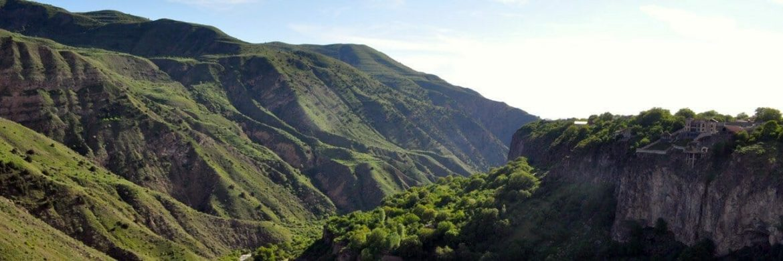 Georgien und Armenien Wanderreise: Auf den Spuren des Kaukasusleoparden