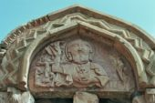 Armenien-Studienreise-Kloster-Noravankh-Ornamente-Studienreise