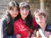 Armenien-junge-Mädchen-Studienreise