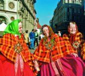 Baltikum, Kleidung, Tradition