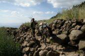 Äthiopien-Wanderstudienreise-Begegnung-mit-einem-Bauern