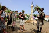 Kapverden-Wander- und Erlebnisreise-Wanderung-Sklavenpranger-Cidade Velha