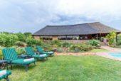 Südafrika-Individualreise-Garten-Unterkunft