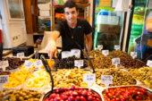 Israel-wanderreise-carmel-market