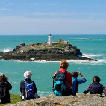 England-Wanderreise-Leuchtturm-Wanderung-Hayle