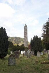 Irland-Wanderreise-Gräber