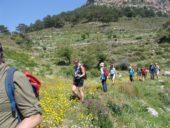 Türkeireise Lykien Wanderung