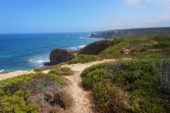 Portugal, Algarve, Wanderweg