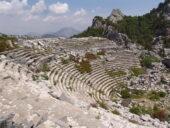 Türkei-Wanderreise-Termessos