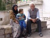 Türkei-Wanderreise-Einheimische-Familie