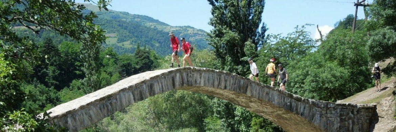 Georgien Radreise: 15 Tage durch Georgien