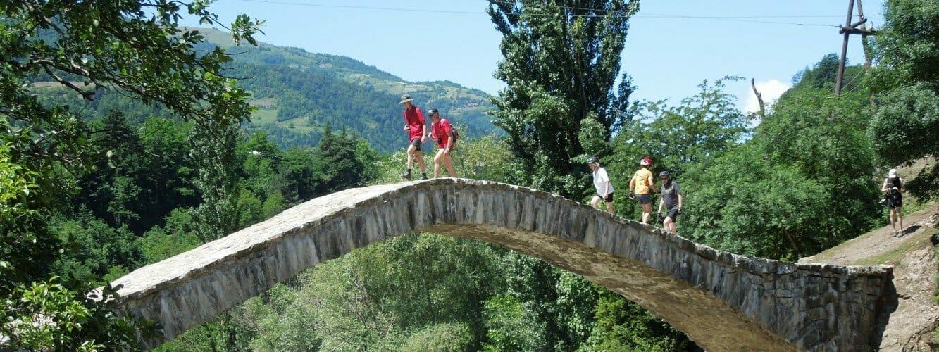 Georgien Radreise