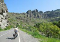 Kaukasus-Reise: Georgien-Urlaub mit Fahrrad
