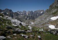 Alpen Reise Albanien wandern