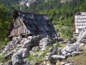 Albanien-Wanderreise-Berghütte