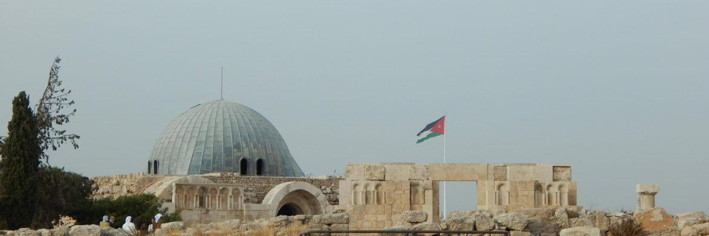 Jordanien-Studienreise-Zitadellenhügel-Amman