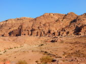 Jordanien Studienreise: Felsenstadt Petra