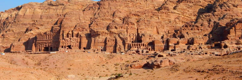 Wanderreise Jordanien: Petra
