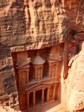 Jordanien Wanderreise: Schatzhaus des Pharao Petra