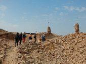 Jordanienreise-Felsenstadt Petra
