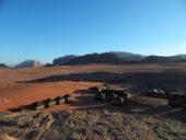 Jordanienreise-Sonnenaufgang-Wadi Rum