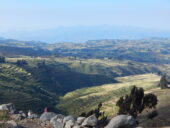 Äthiopien-Wanderreise-Landschaft