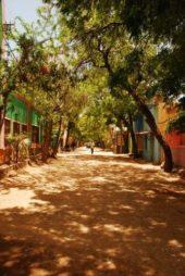 Äthiopien-Individualreise-Straße