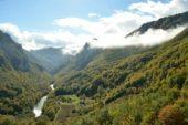 Wanderurlaub in den Bergen Montenegros