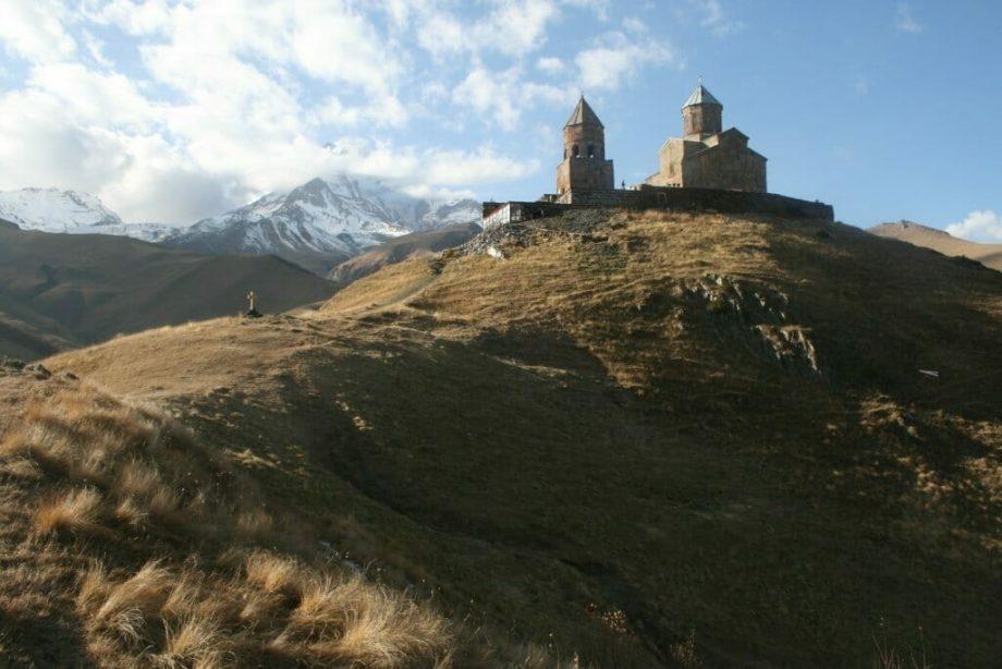 Dreifaltigkeitskirche Gergeti Kasbegi