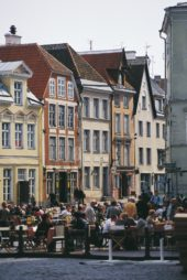 Tallinn, Altstadt, Weltkulturerbe