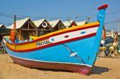 Fischerboot, Portugal, Algarve