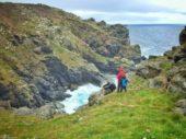 England-Wanderreise-Cornwall-Küste