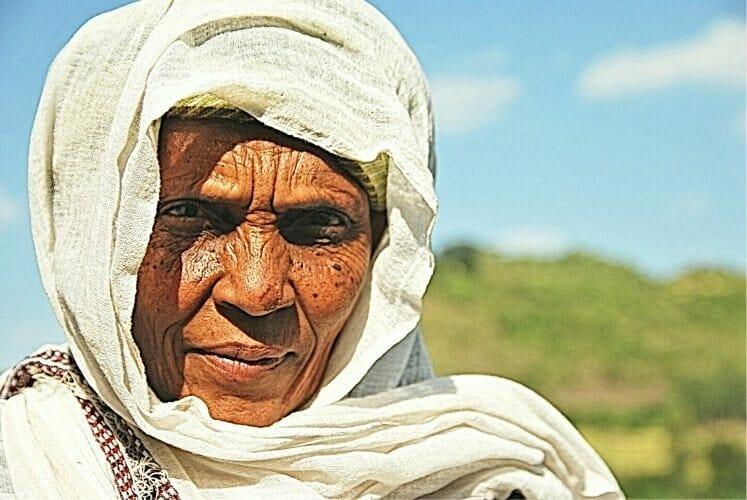 Frauen aus äthiopien kennenlernen